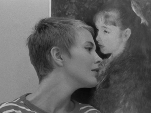 Jean Seberg Breathless Renoir